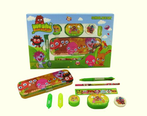 Moshi Monsters - Forniture Set di scuola