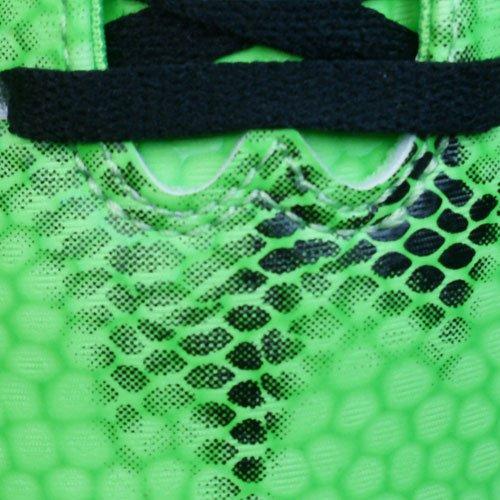 adidas Chaussures de footbal F5 FXG pour petit gar�on Vert green