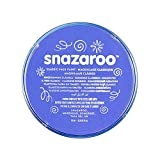 Snazaroo Face and Body Paint, 18 ml - Sky Blue (Individual Colour)
