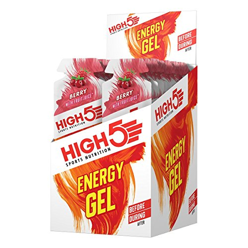 High5 Energy Gel 20 geles x 40 gr - Sabor - Summer Fruits