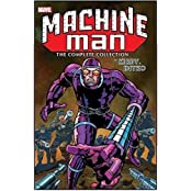 Machine Man by Kirby & Ditko: The Complete Collection by Jack Kirby (2016-08-16)