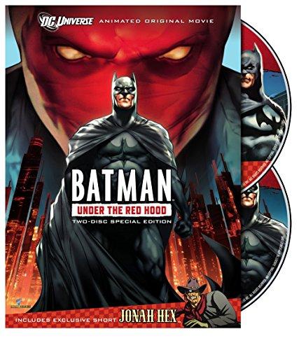 Bild von Batman: Under The Red Hood (2pc) / (Spec Ecoa) [DVD] [Region 1] [NTSC] [US Import]