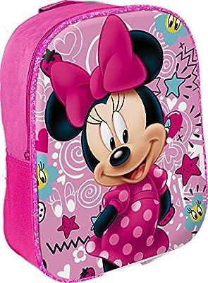 Star Licensing Disney Minnie Zainetto Piccolo Zainetto per bambini, Multicolore by Star Licensing