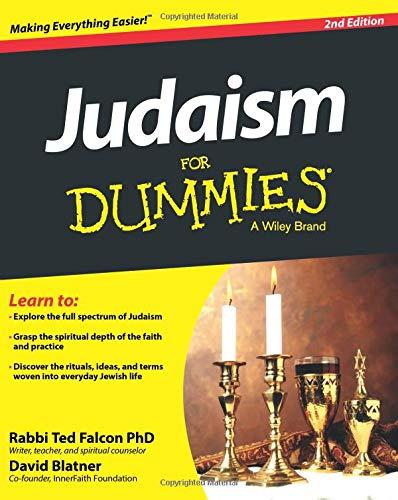 Judaism FD 2e (For Dummies)