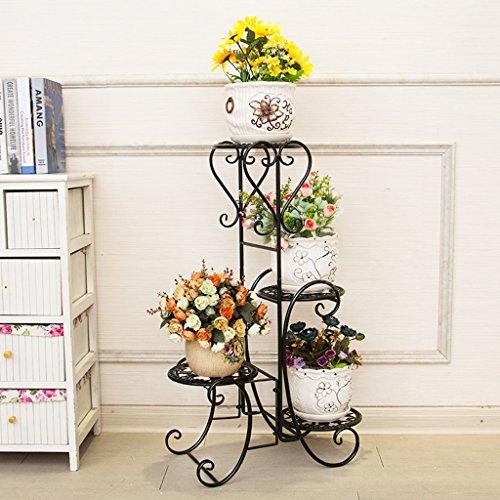531ab5642a42 Fu Man Li Trading Company Porte-fleurs étagère de style européen étagère à  étages à