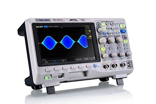 Preisvergleich Produktbild Siglent Technologies SDS1102X LCD Digital Oscilloscope, 100 MHz