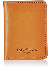 Levis Leather Brown Men's Wallet (37541-0060)