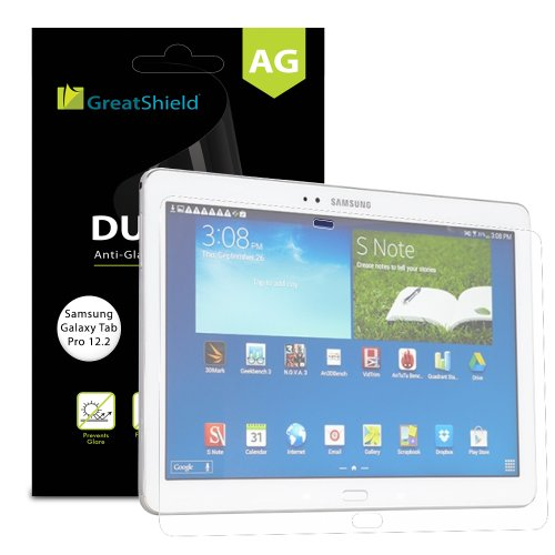 Screen Protector For Samsung Galaxy Note Pro 12.2 /& Tab Pro 12.2 3-Pack