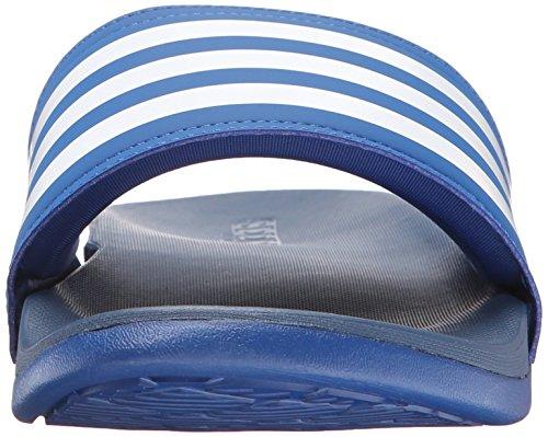 Adidas Performance Adilette Cf Ultra C Athletic Sandal Eqt Blue White/Eqt Blue S