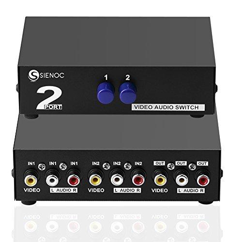 sienoc-2-wege-av-switch-2-in-1-heraus-audio-video-l-r-rca-selector-switch-box-splitter-schwarz-fur-d