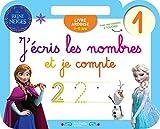 Telecharger Livres Reine des Neiges Ardoise j ecris les nombres et je compte 3 6 ans (PDF,EPUB,MOBI) gratuits en Francaise