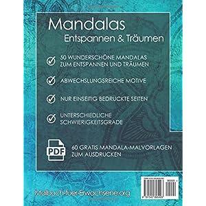 Online Lezen Malbuch Für Erwachsene Mandalas Zum Entspannen Und