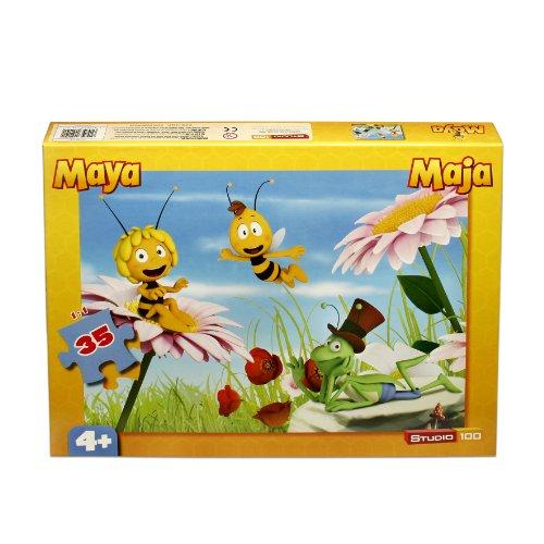 Studio 100 - MEMA00000100 - Die Biene Maja : Puzzle 35 Teile