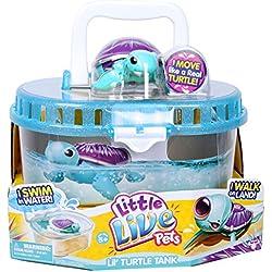Little Live Pets 28182tanque de tortuga y juguete