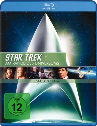 Star Trek 5 - Am Rande des Universums [Blu-ray]