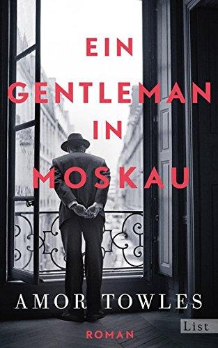 Buchseite und Rezensionen zu 'Ein Gentleman in Moskau: Roman' von Amor Towles