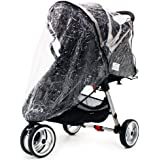 BABY JOGGER CITY MINI MICRO SINGLE RAIN COVER ZIPPED WEATHER SHIELD