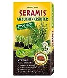 SERAMIS® Anzucht-, Kräuter-Bioerde 20 Liter,1 Packung
