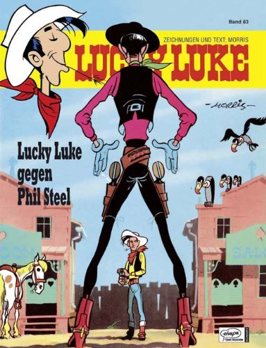 Lucky Luke gegen Phil Steel  Band 83