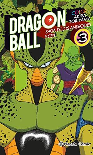 Dragon Ball, No. 3: Color Cell (Manga Shonen) por Akira Toriyama