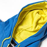 Fallout Vault 111 Men's Hoodie, Blue/ Yellow,...Vergleich