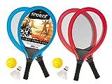 AK Sport 0726112 - Sportx Jumbo Tennis Set, Ballspiele