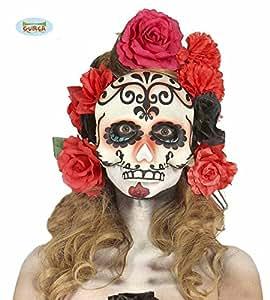 Masque de calavera Day of the Dead
