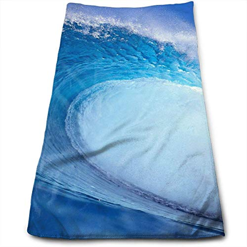 hgfdhfgjrfj Sea 100% Cotton Towels Ultra Soft & Absorbent Bathroom Towels Great Shower Towels, Hotel Towels & Gym Towels