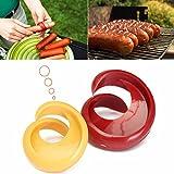 Alcoa Prime 2pc Plastic Spiral Hot Dog C...