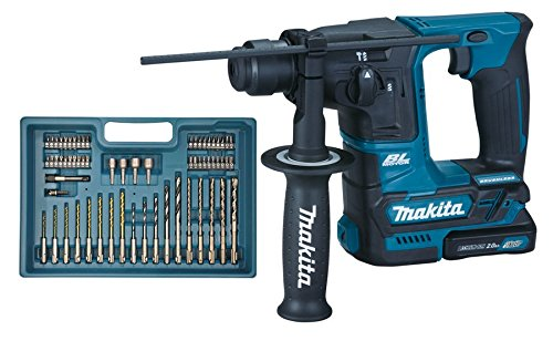 Makita HR166DSAE1 - Martillo ligero 16mm a bateria 10.8v acc kit