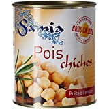 Samia Pois Chiches au Naturel 4/4 800 g - Lot de 12