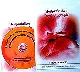 Heilpraktiker Psychotherapie Kompaktfernlehrgang 2016  Basiswissen mit integriertem Amtsarzt-Frage-Antwort-Katalog für die Prüfung