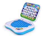 #9: CLAP N TAP Kids Laptop with Music,Educational Laptop Assorted colours Will Be Shipped According To Availability