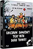 Children Shouldn't Play With Dead Things [Blu-Ray+DVD] - uncut - auf 333 limitiertes Mediabook Cover A [Limited Collector's Edition] [Limited Edition]