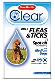 Best Dog Fleas - Bob Martin Flea Clear Fipronil Spot on 3 Review
