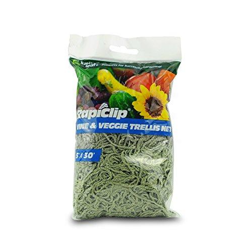Luster Leaf 864Rapiclip Rebe und Veggie Spalier Net, grün