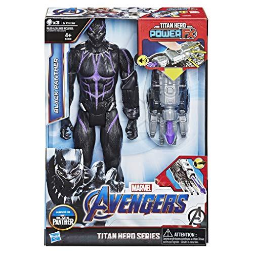 Avengers - Titan Hero FX Black Panther Hasbro E3306105