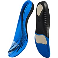 Orthotic Insoles Arch Support,Soft Plantar Fasciitis Insoles,Full-Length Shock Absorption Cushioning Function Inserts…