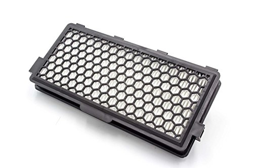 vhbw Filtre allergie Hepa de rechange pour Miele C2 Compact, C2 Complete, C3 Complete comme SF-AAC50, SF-AH50