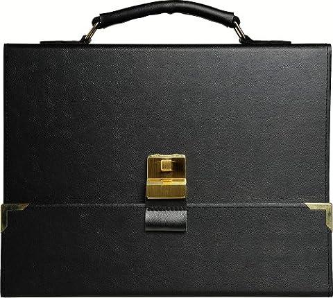 Exacompta 88240E Porte-Vues à Faisceaux Portable 240 Vues