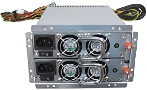 Cablematic - Alimentation redondante ATX 2X500W