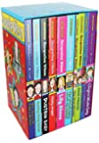 Jacqueline Wilson, 10 Books set (DOUBLE ACT,DARE GAME,SUITCASE KID,ILLUSTRATED MUM,TRACY BEAKER,LOTTIE PROJECT,BED & BREAKFAST STAR,BURIED ALIVE,BAD GIRLS AND CLIFFHANGER)