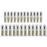 EBL 24 X AA AAA Batteries, 12...