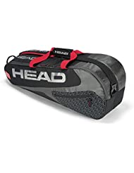 HEAD Elite 6r Combi Tennisschlägertasche, Unisex
