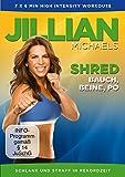 Die besten Jillian Michaels Dvds - Jillian Michaels - Shred: Bauch, Beine, Po Bewertungen