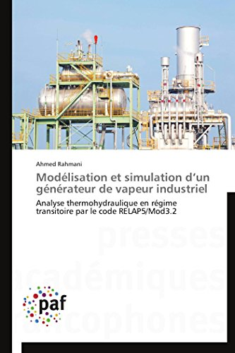 Modélisation et simulation d un générateur de vapeur industriel