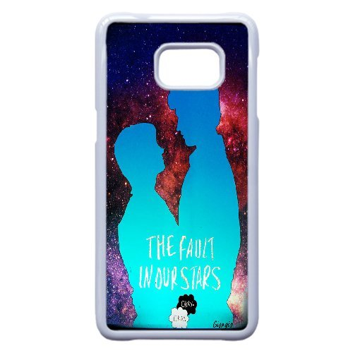 Personalised Samsung Galaxy Note 5 Edge Full Wrap Printed Plastic Phone Case The Fault In Our Stars