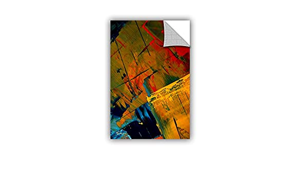 ArtWall Byron Mays Obstacles of Life Art Appeelz Removable Graphic Wall Art 24 x 36