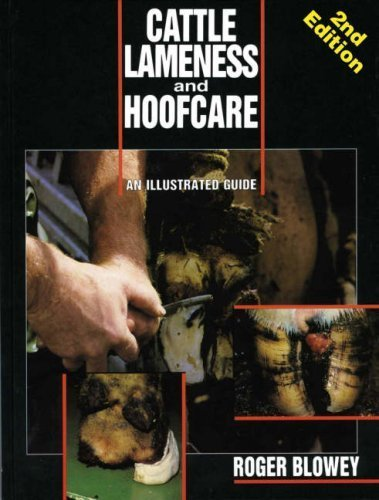 Cattle Lameness and Hoofcare by Blowey, Roger (2007) Hardcover