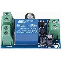 YX-X804 DC 10A Adaptador de Interruptor Automático Módulo de Controlador de Fuente de Alimentación de Emergencia (12V 24V 36V 48V)